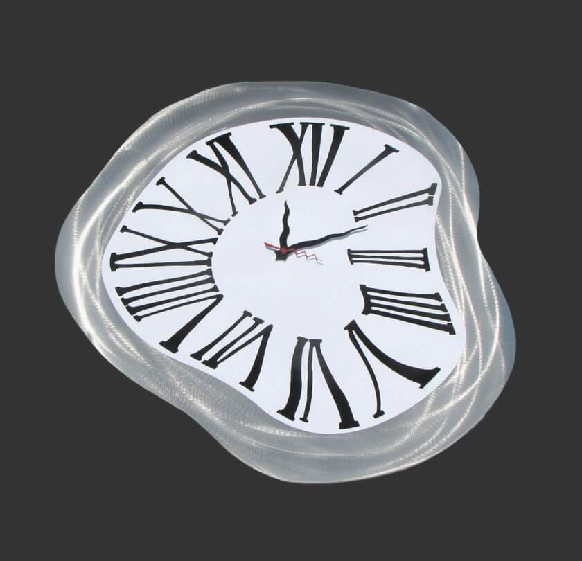 Wall Clock Artwork : Wall clock clocks modern by metalistik